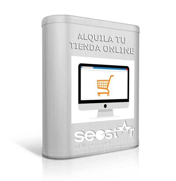 alquiler de tienda online